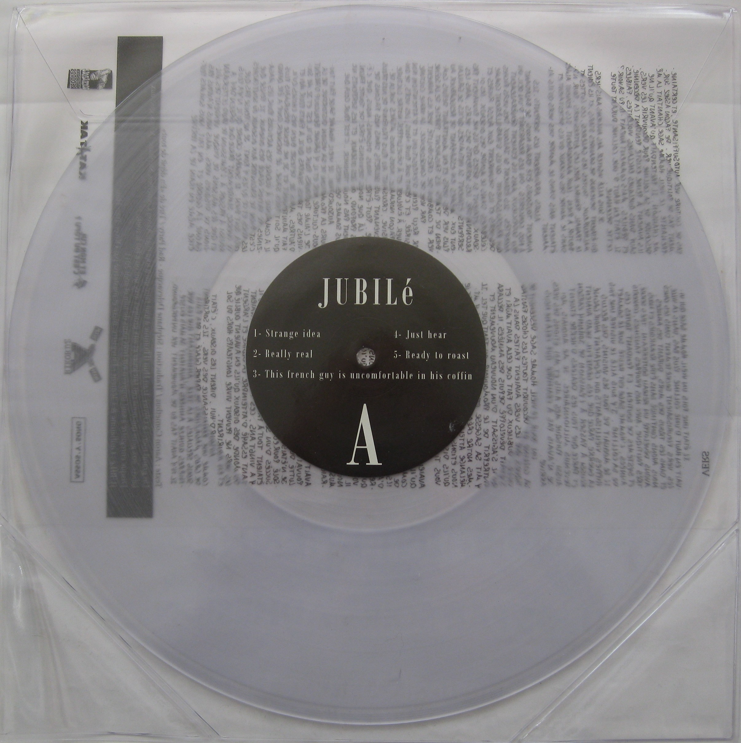 JUBILÉ - Songs From The Cold North