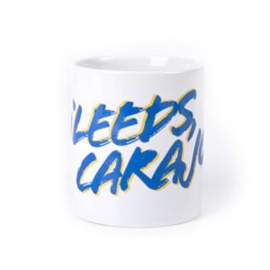 Â¡LEEDS, CARAJO! Mugs