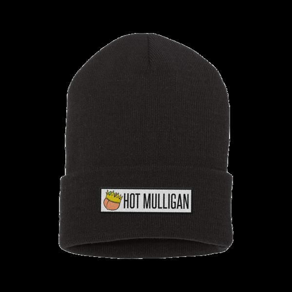 Hot Mulligan Merch - Peach Patch Beanie