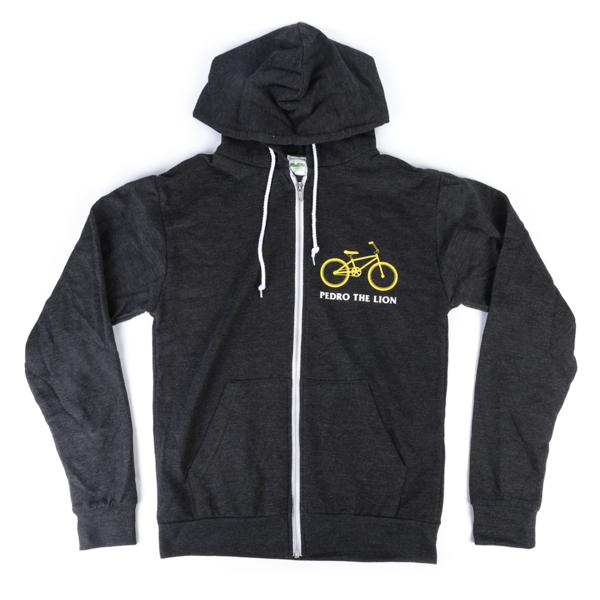 Pedro the Lion - Yellow Bike - Hoody