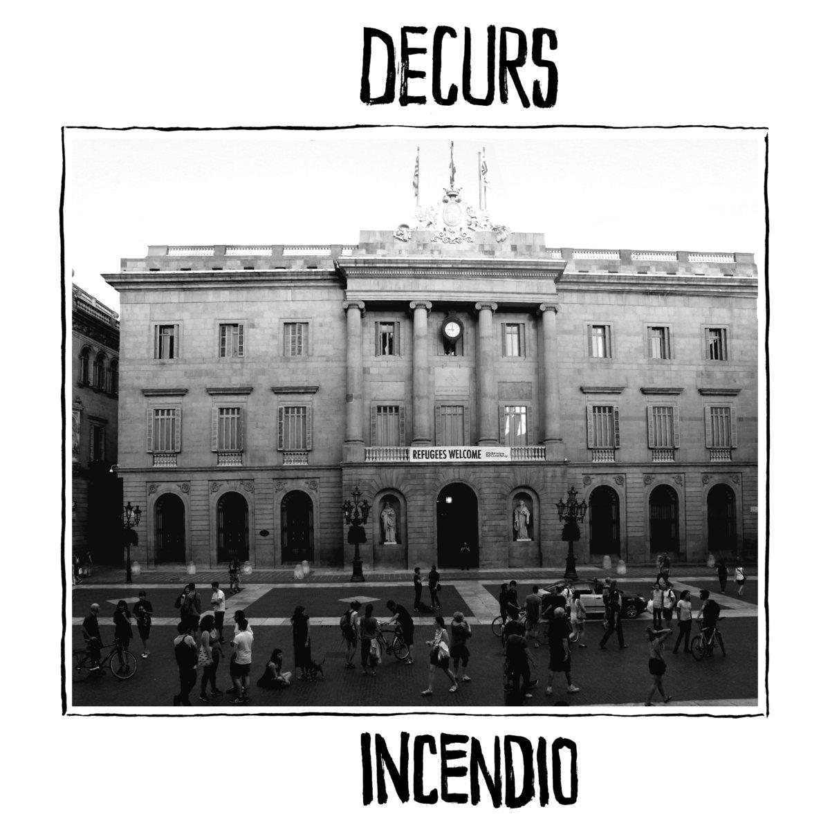 DECURS - Incendio