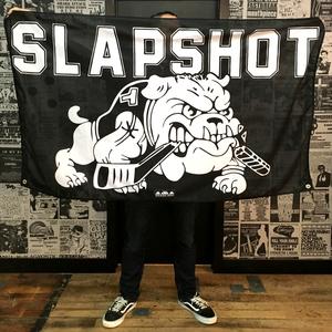 Slapshot 'Bulldog' Banner