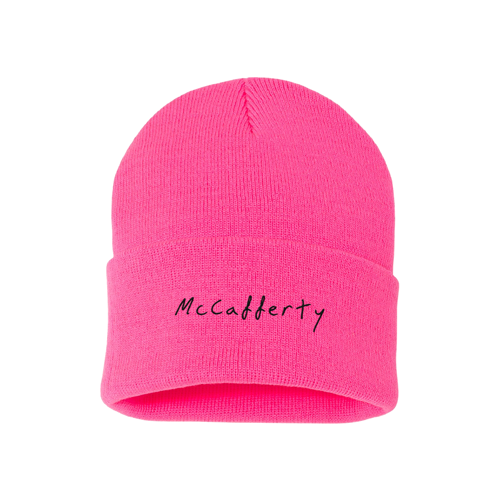 McCafferty Beanie (pink)