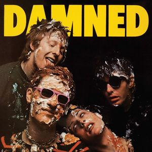 The Damned - Damned Damned Damned LP