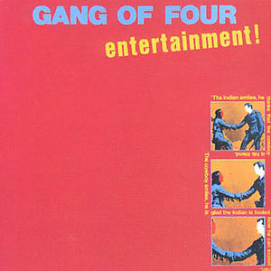 Gang Of Four - Entertainment LP