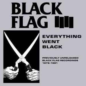Black Flag - Everything Went Black 2xLP