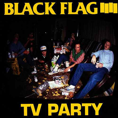 Black Flag - TV Party 12