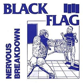 Black Flag - Nervous Breakdown 7