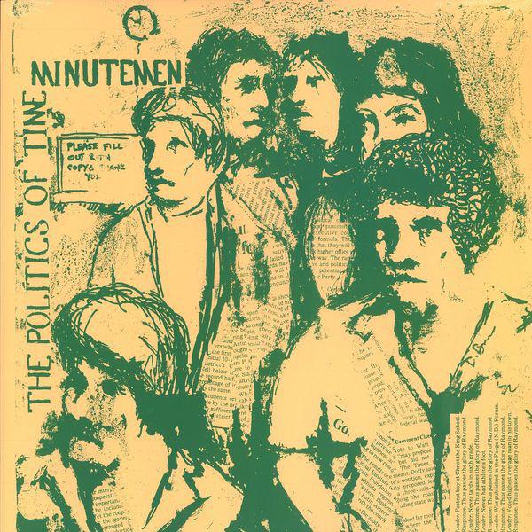 Minutemen - The Politics of Time LP