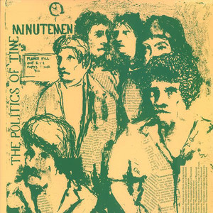 Minutemen - The Politics of Time LP