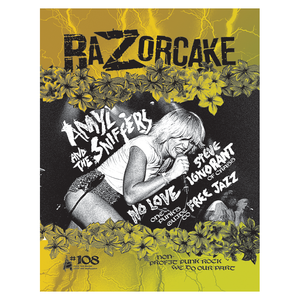 Razorcake #108, Subscriptions & Back Issues