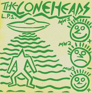 The Coneheads - LP1 LP