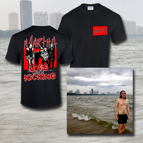 Martha – Love Keeps Kicking - T-Shirt Bundle - PREORDER