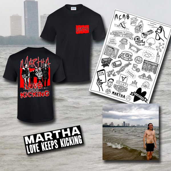 Martha – Love Keeps Kicking  –  The 'Mint' Bundle - PREORDER