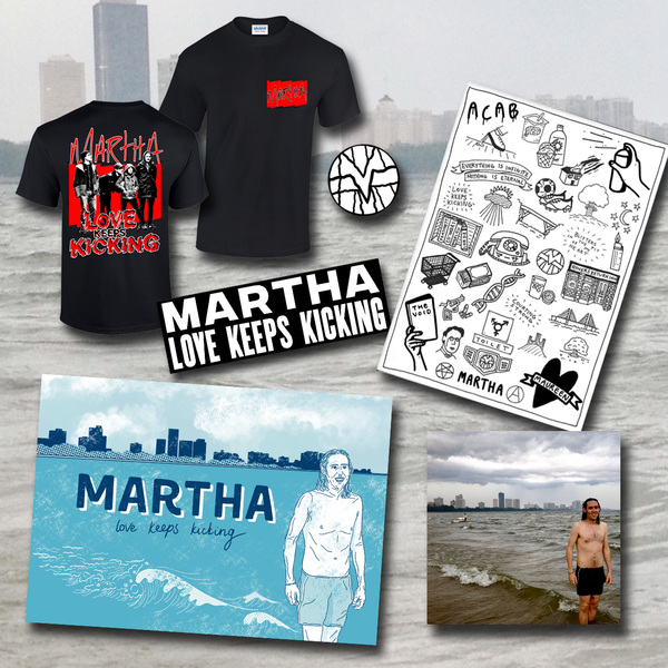 Martha – Love Keeps Kicking  –  The 'Proper Mint' Bundle - PREORDER