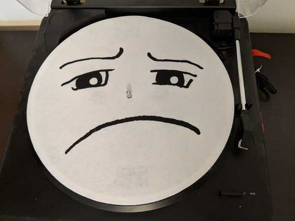 Missed Out Slipmat