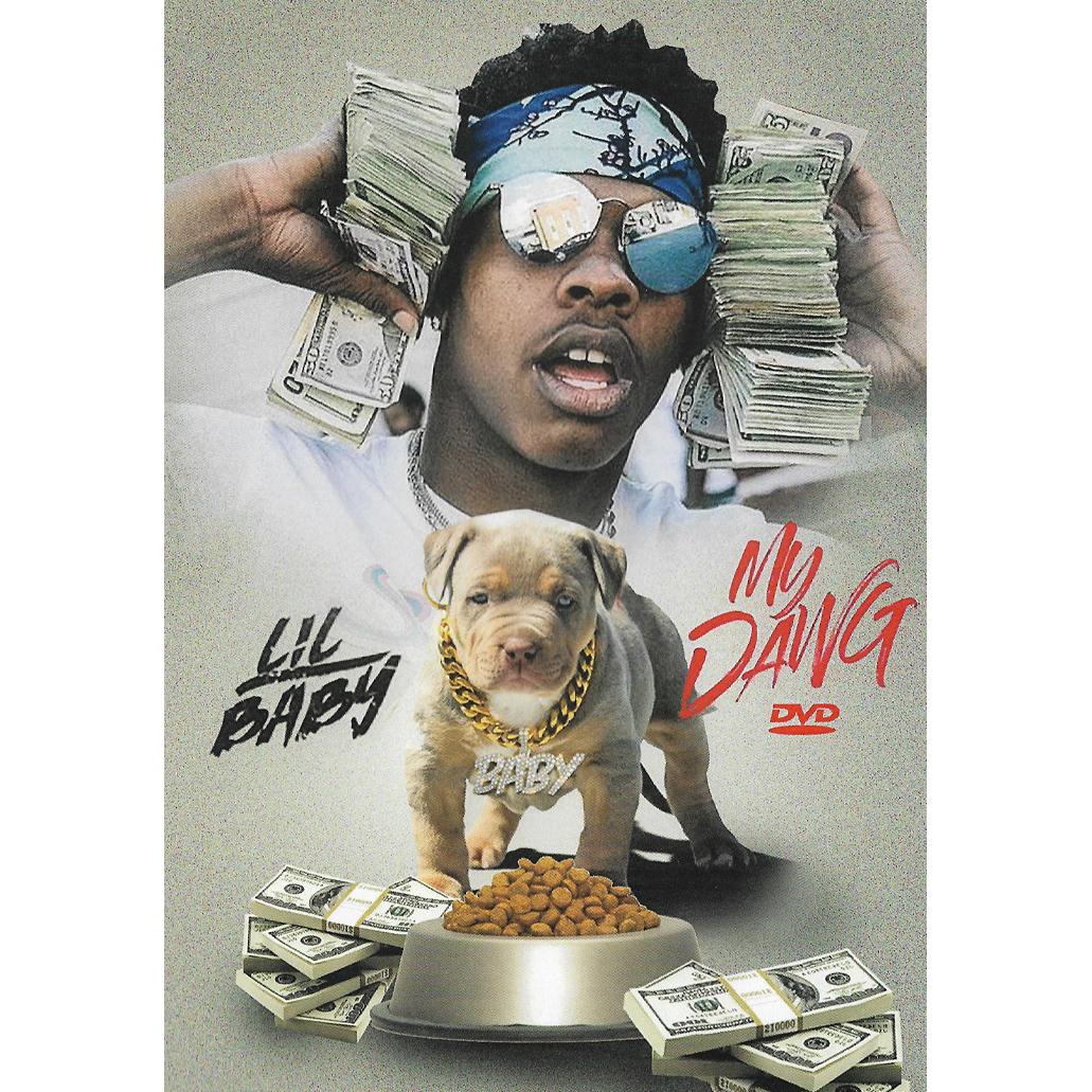 Lil Baby - My Dawg (DVD)