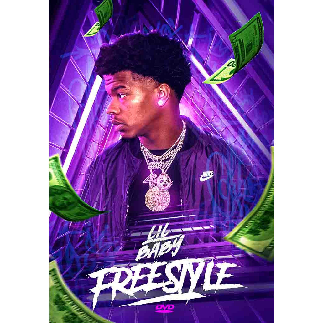 Lil Baby - Freestyle (DVD)