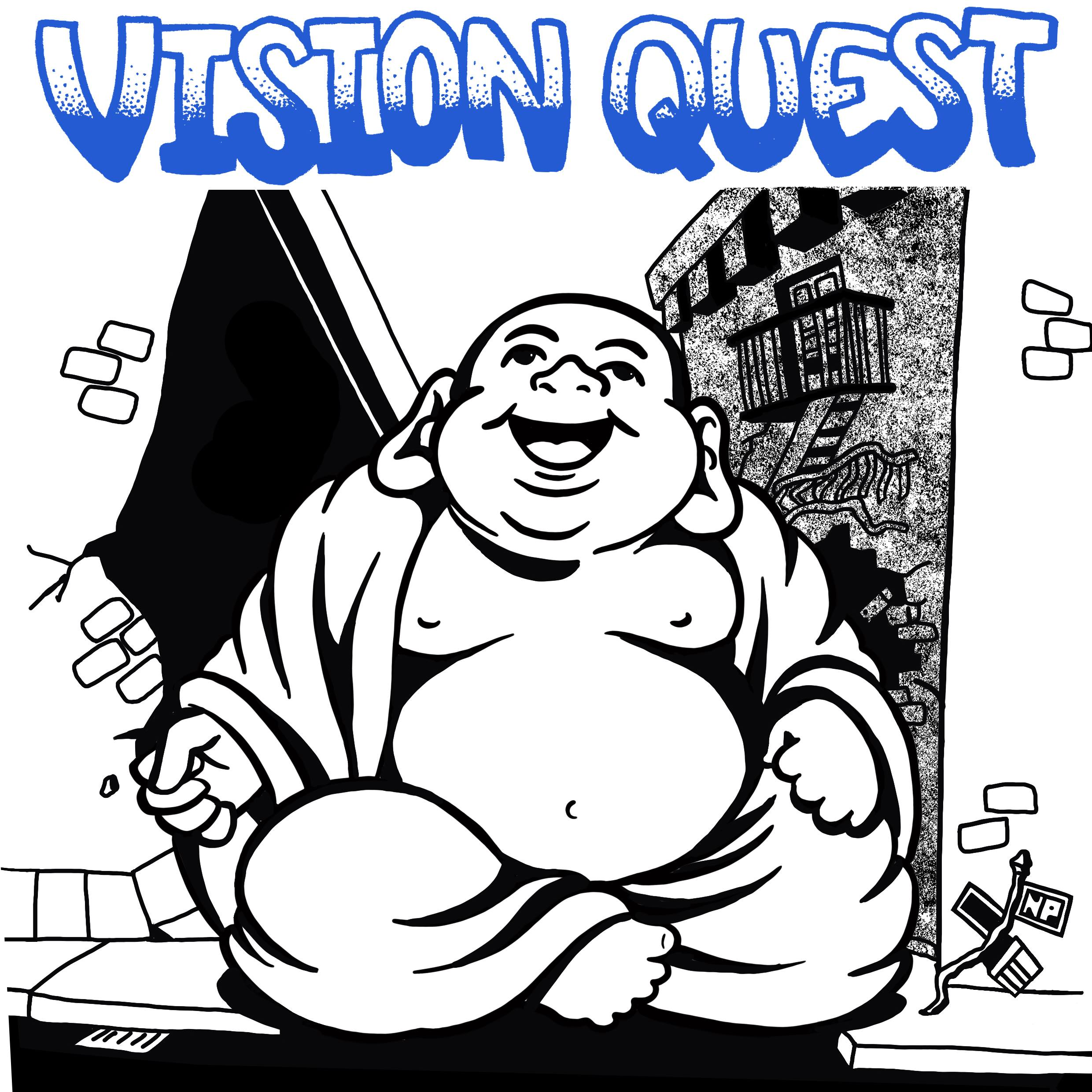 Vision Quest - Self Titled