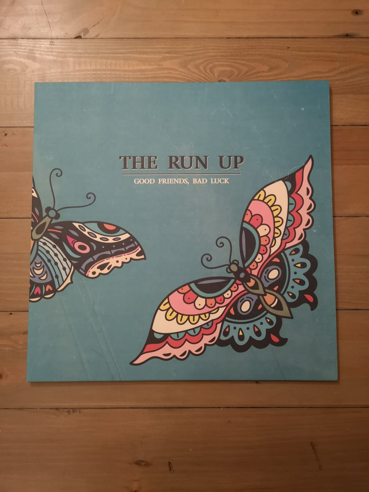 SPECIAL OFFER - The Run Up and New Junk City limited release vinyls