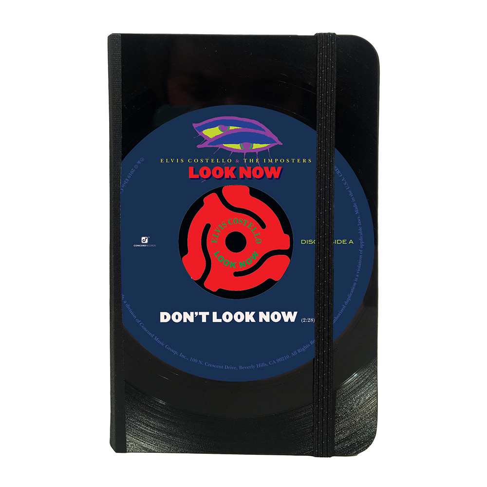 """Signed, Numbered + Stamped Test Pressing Box Set + Pocket Journal with  7"""" Adapter + Bottle Opener + Coasters + Final 7"""" Box set (Ten 7"""" Vinyl) (edition of 50)"""