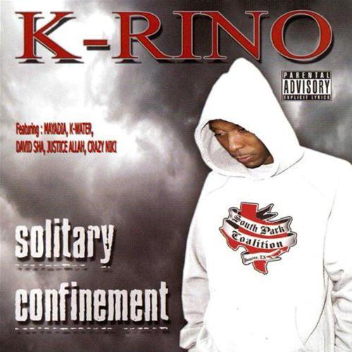 K-Rino - Solitary Confinement