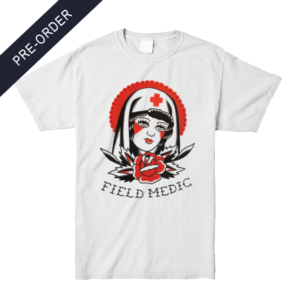 Field Medic - Nurse Shirt