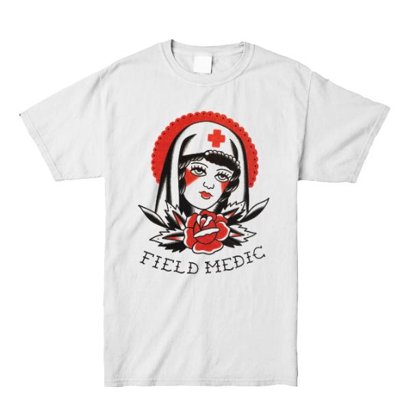 111a0742529 field medic. Nurse Shirt