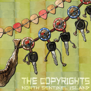 The Copyrights - North Sentinel Island LP