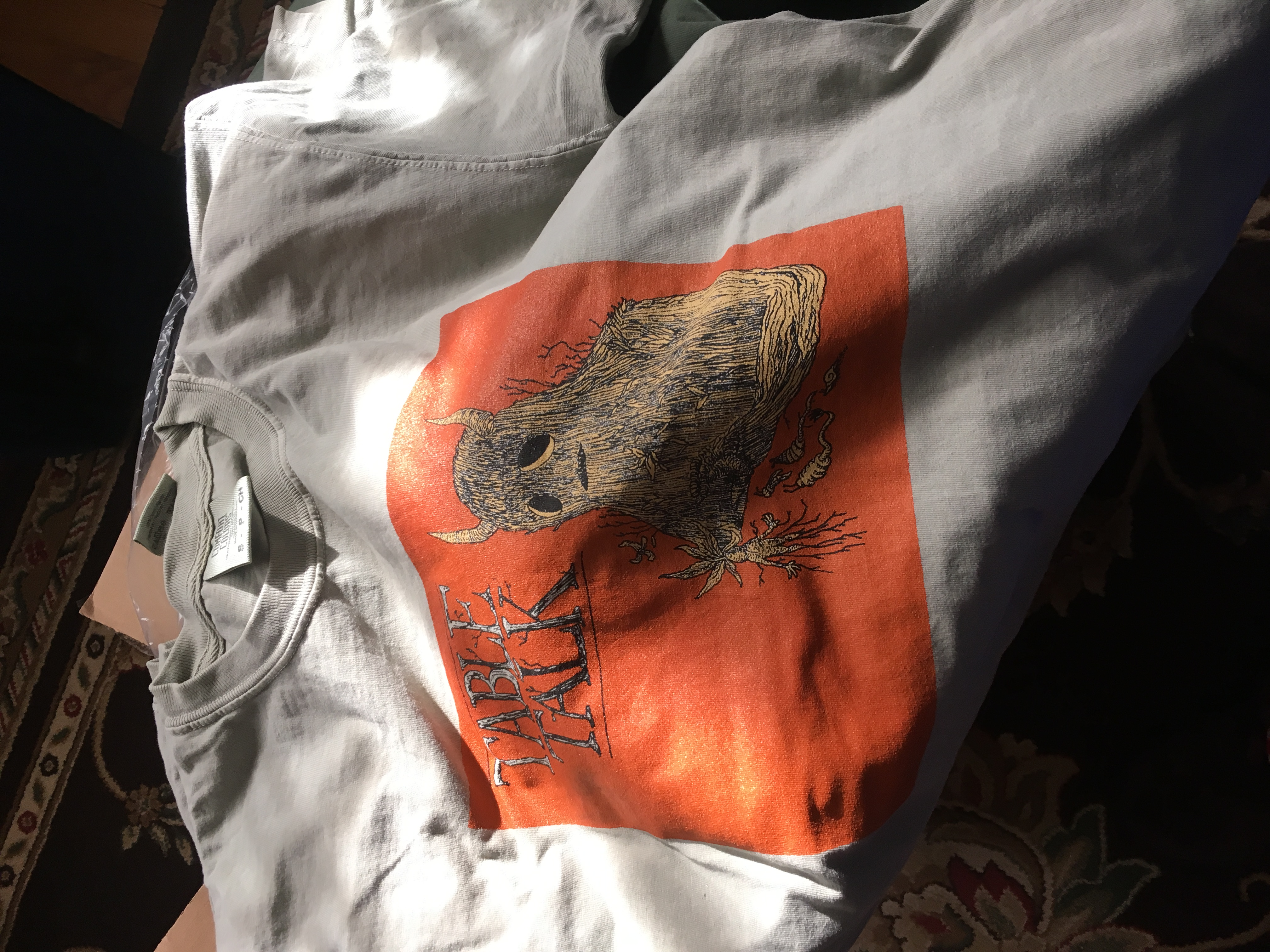 Creature Of The Leaves T Shirt