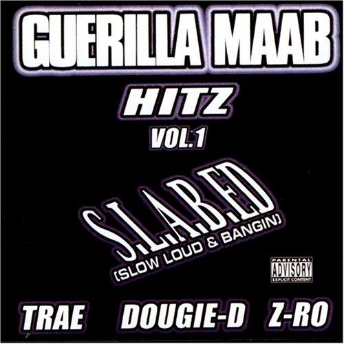 Guerilla Maab - Hitz Vol. 1 (S.L.A.B.ed)