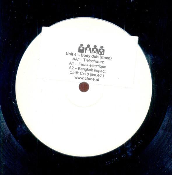 Unit 4  – Body Dub (Rmxd) (Clone)