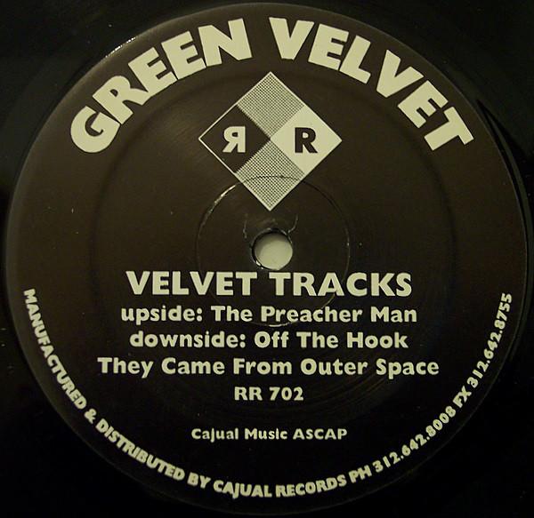 Green Velvet – Velvet Tracks (Relief Records)
