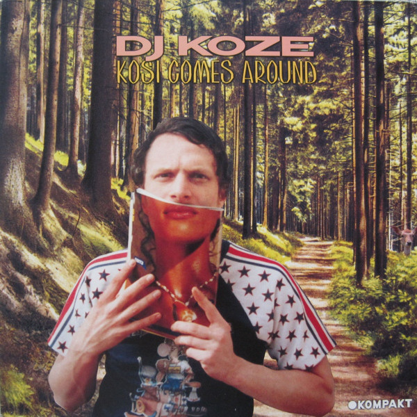 DJ Koze ‎– Kosi Comes Around 2 x 12