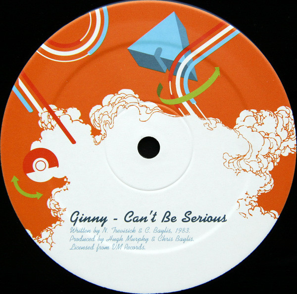 Ginny / Clive Stevens & Brainchild  ‎– Can't Be Serious / Mystery Man (Flexx)
