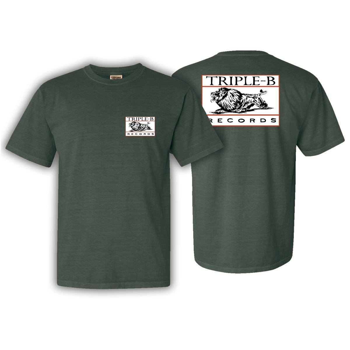 463ecb1b Triple B Records - BBB Comfort Colors brand Shirt *LTD to 50*