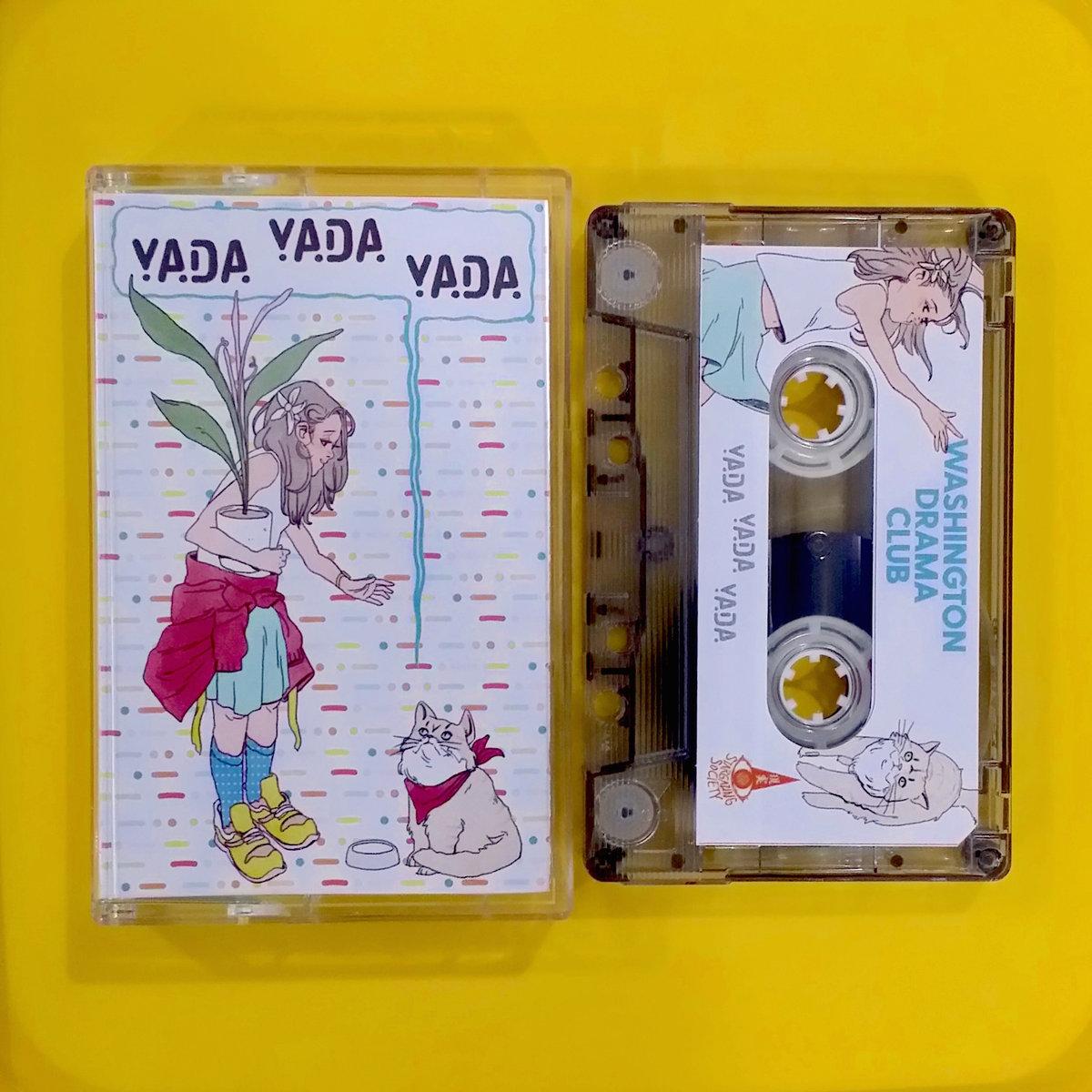 [SOLD] Washington Drama Club - Yada Yada Yada (Genjitsu Stargazing Society)