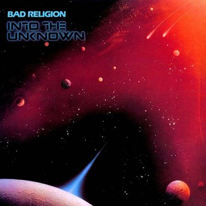 Bad Religion - Into The Unknown LP
