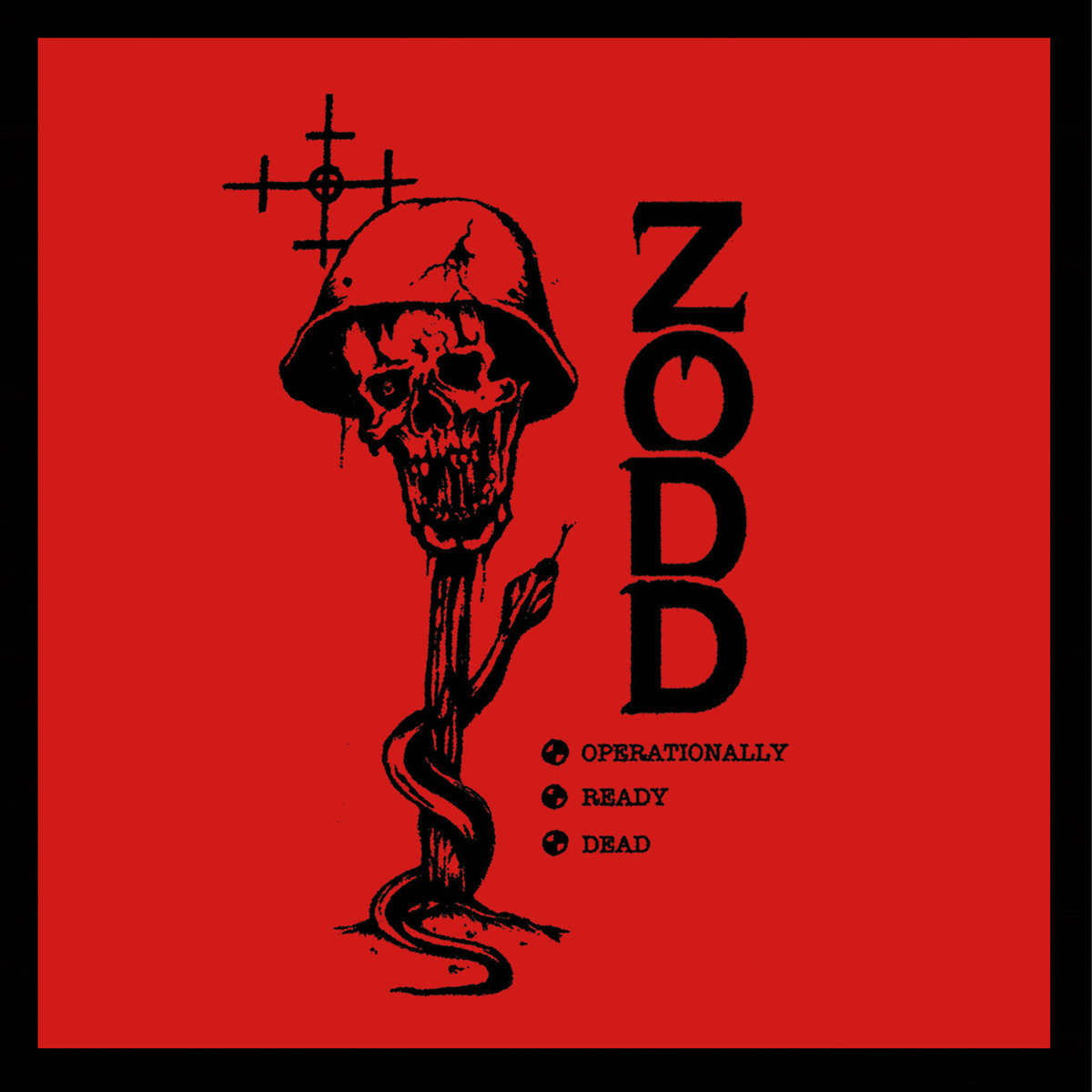Zodd - Operationally Ready Dead LP