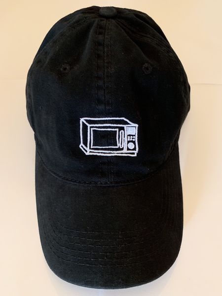 Microwave Sketch Embroidered Hat