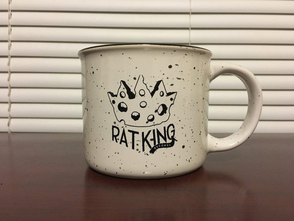 Rat King Records Mug