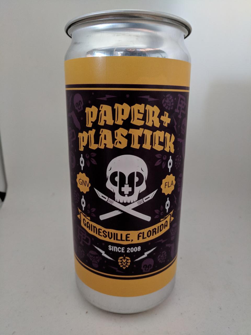 Paper + Plastick Assassin Mashup - Beer Variant Bundle