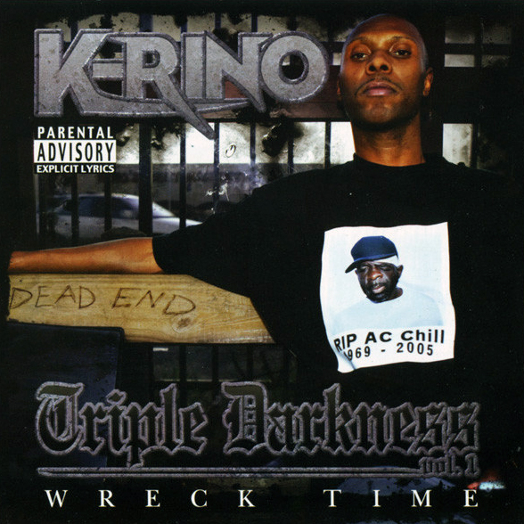 K-Rino - Triple Darkness Vol. 1 - Wreck Time