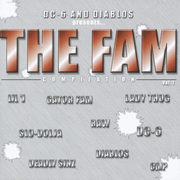 DC-6 and Diablos - The Fam Compilation Vol. 1