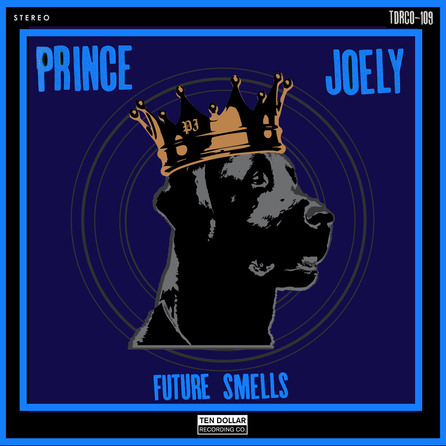 Prince Joely - Future Smells