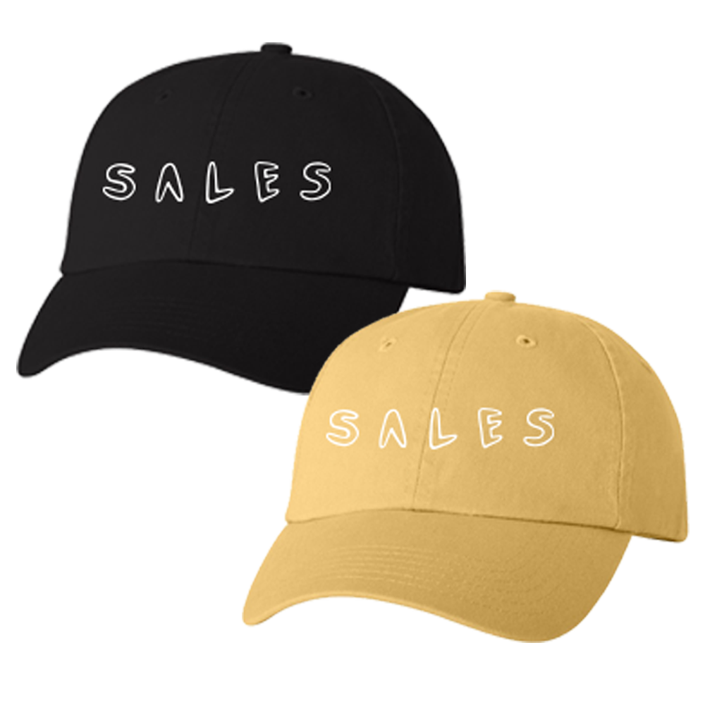 SALES Logo Dad Hat