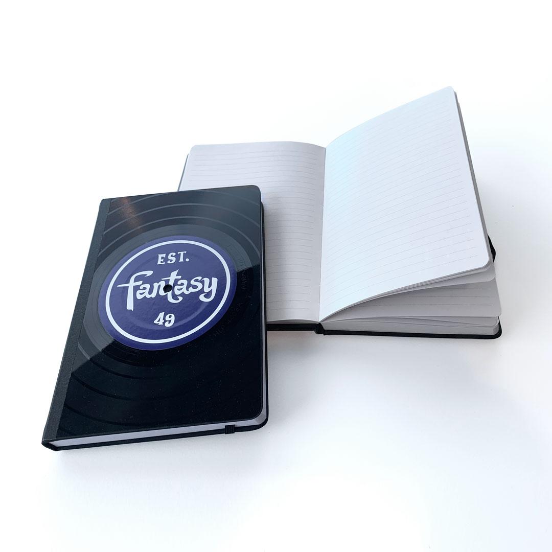 "Fantasy Records Journal (6""x 8"")"