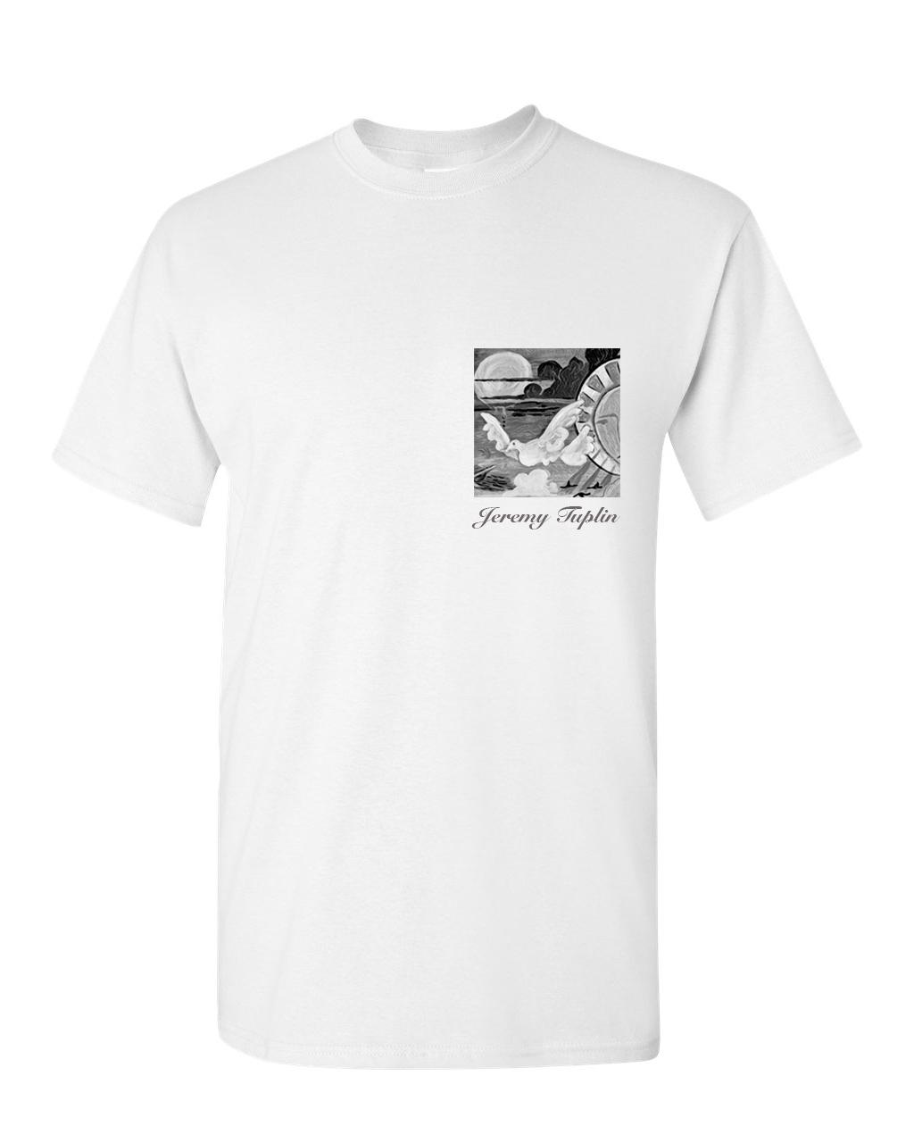 Jeremy Tuplin Pink Mirror T-Shirt
