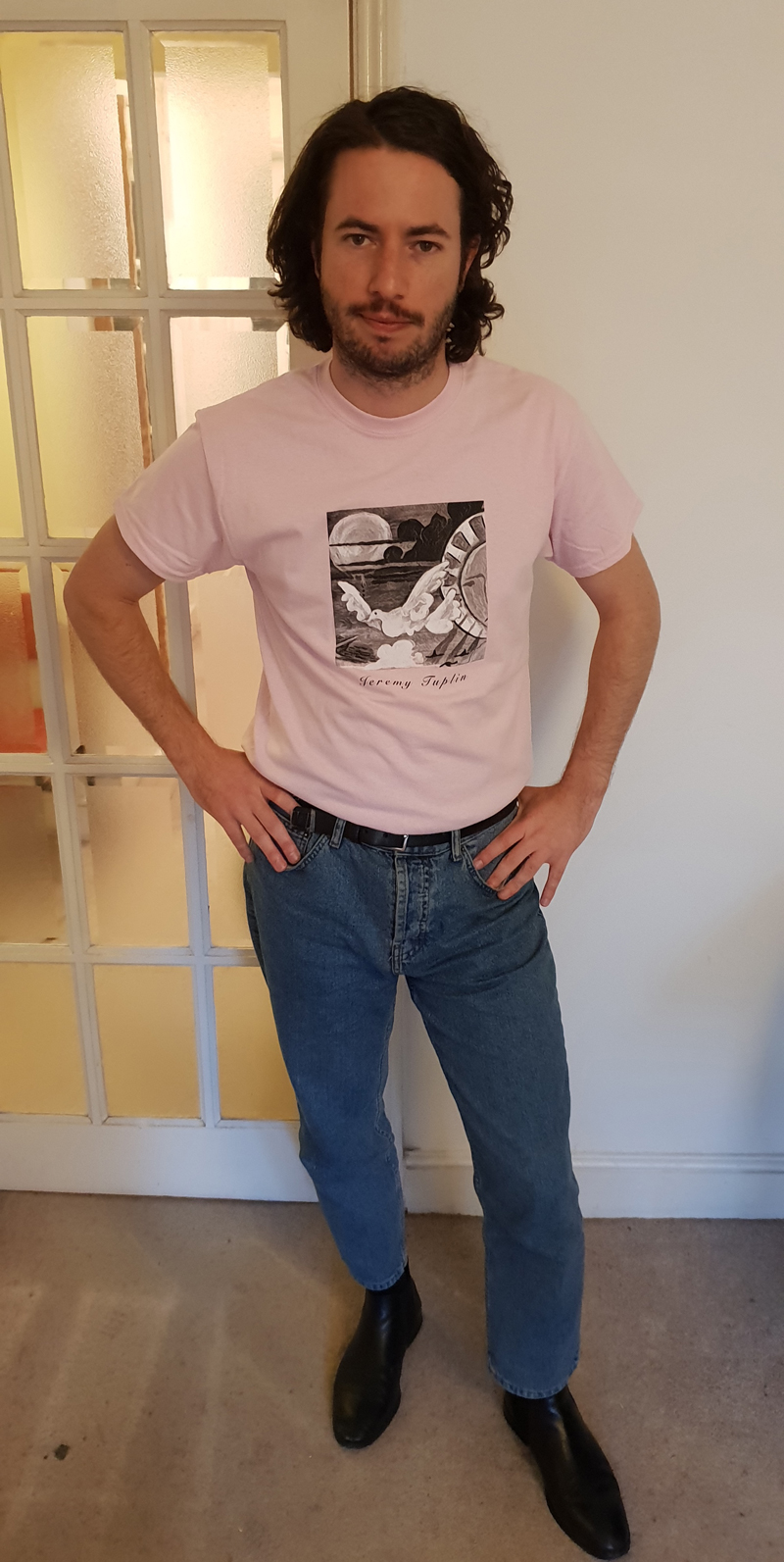 Jeremy Tuplin - Pink Mirror - T-Shirt Bundle