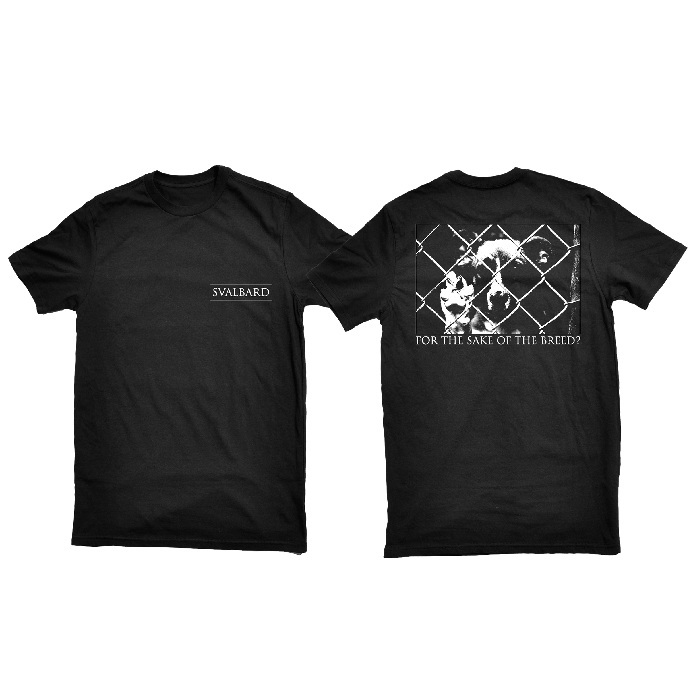Svalbard - It's Hard To Have Hope shirt